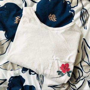 PacSun rose T-Shirt